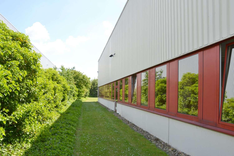Hallen Krefeld, 47807 - Halle - Krefeld, Fischeln - D2124 - 10046058