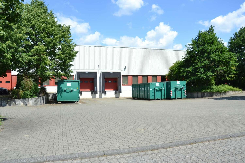 Hallen Krefeld, 47807 - Halle - Krefeld, Fischeln - D2124 - 10046061