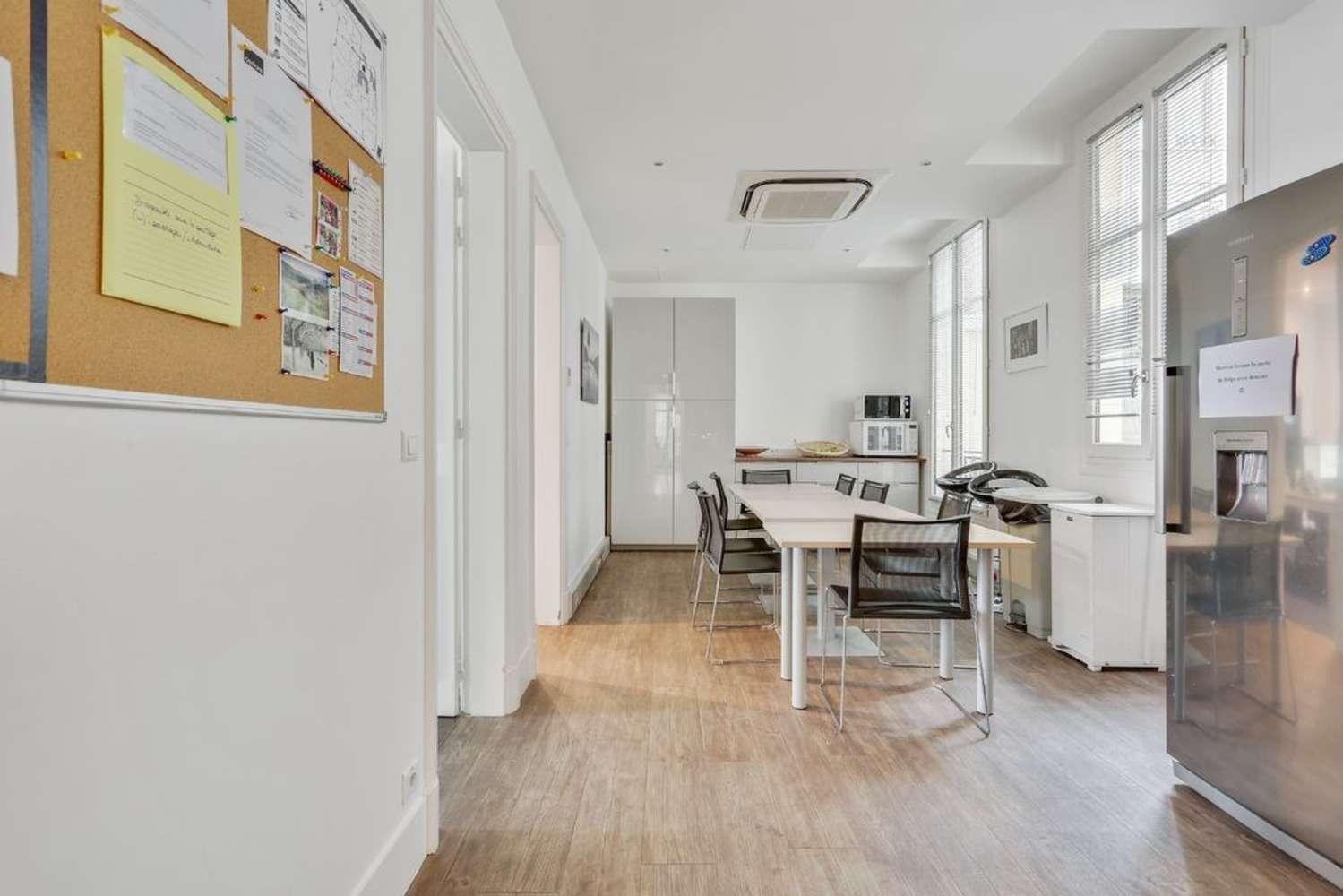 Bureaux Paris, 75017 - 80 AVENUE DE LA GRANDE ARMEE - 10056799