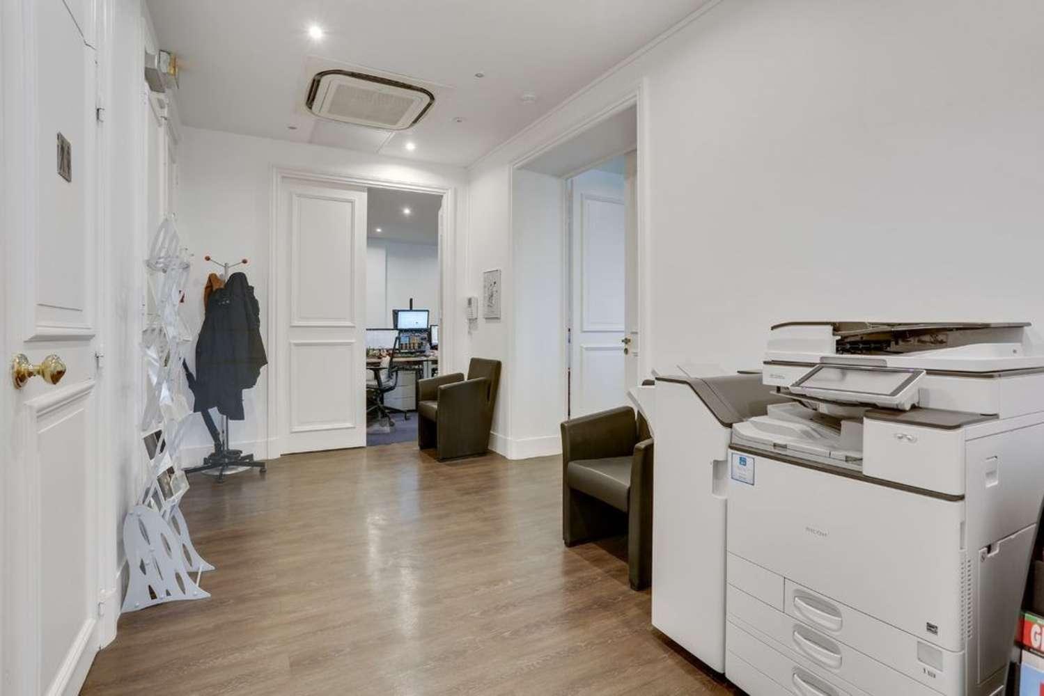 Bureaux Paris, 75017 - 80 AVENUE DE LA GRANDE ARMEE - 10056802