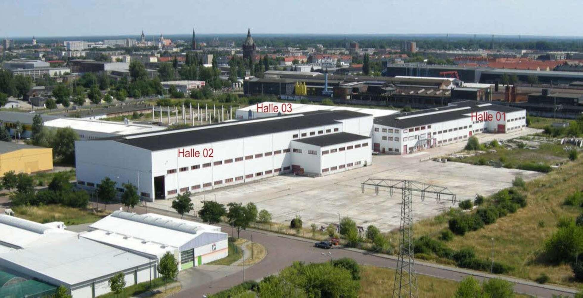 Hallen Dessau-roßlau, 06847 - Halle - Dessau-Roßlau, Innenstadt - B0299 - 10063562