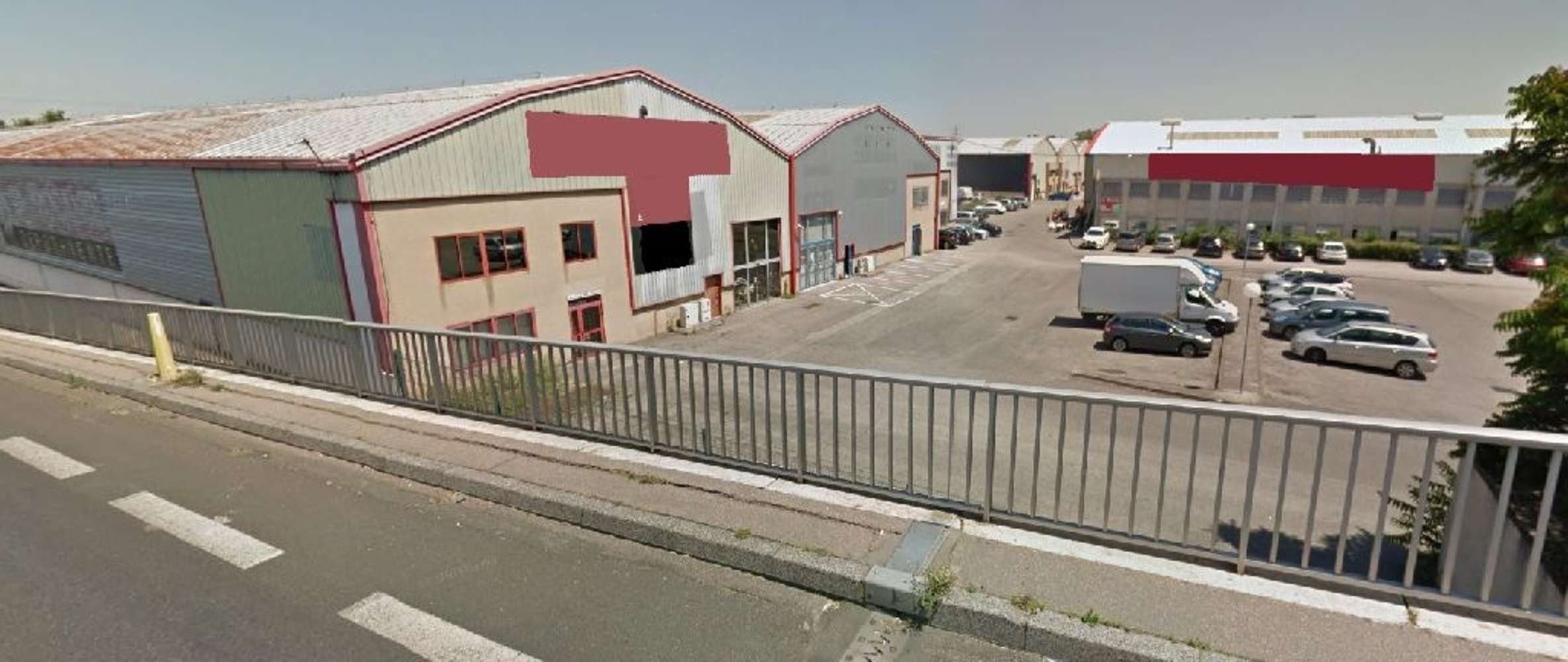 Activités/entrepôt Venissieux, 69200 - Location locaux d'activité Vénissieux - 10066995