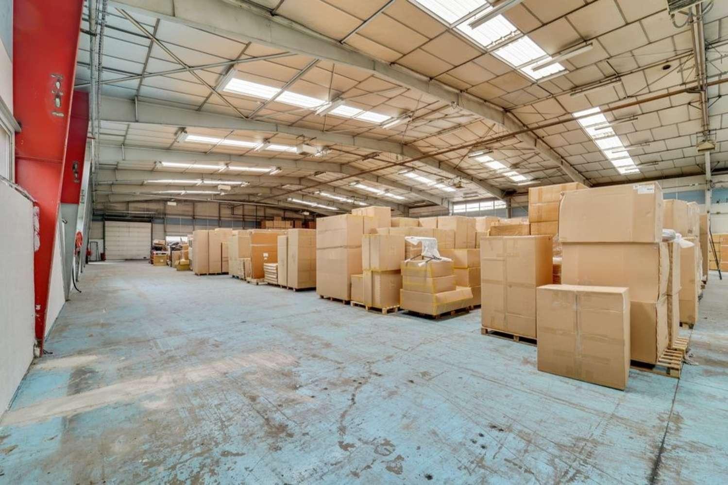 Activités/entrepôt Morangis, 91420 - 19 RUE GUSTAVE EIFFEL - 10067210