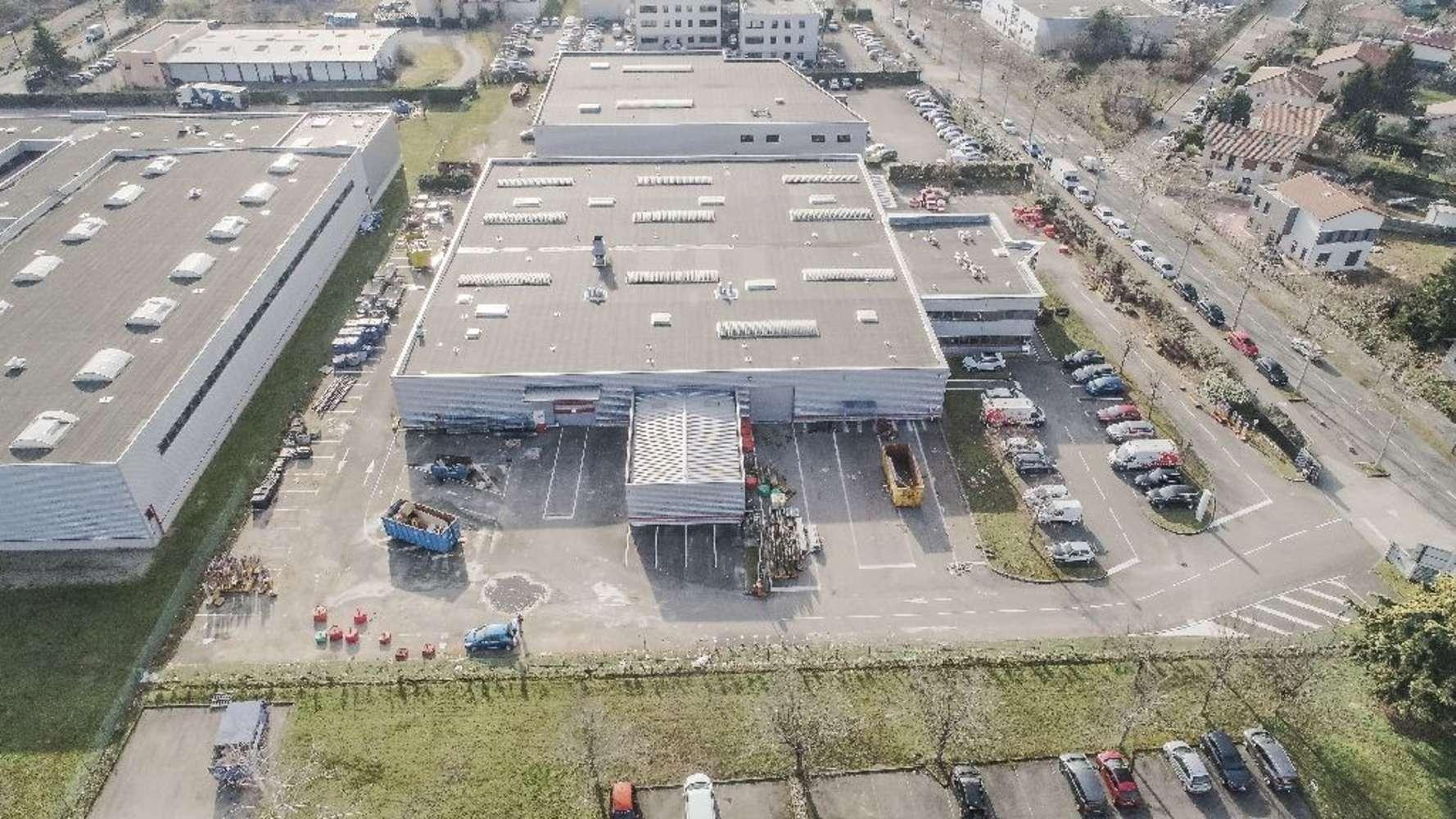 Activités/entrepôt Decines charpieu, 69150 - Entrepot à vendre Lyon Est - Décines - 10067235