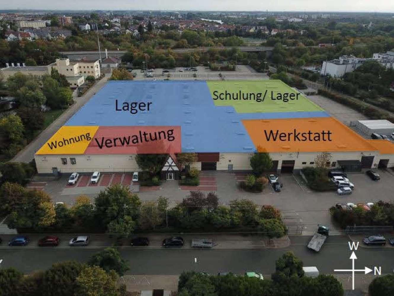 Hallen Flörsheim am main, 65439 - Halle - Flörsheim am Main, Keramag - F2611 - 10077161