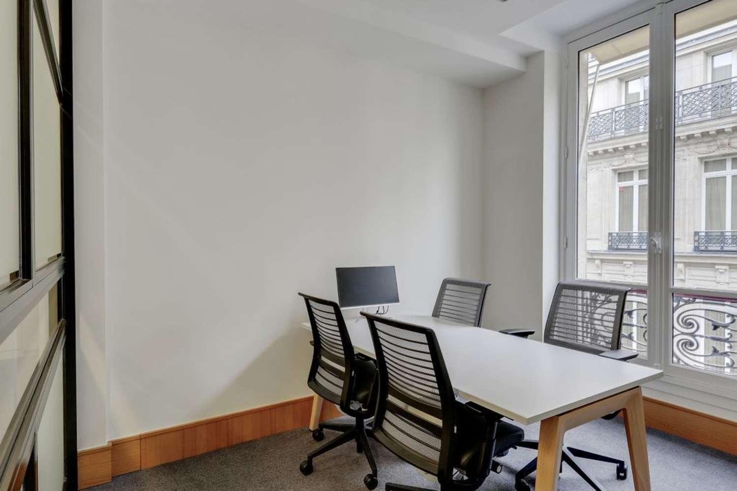 Bureaux Paris, 75002 - 1 RUE VOLNEY - 10081676