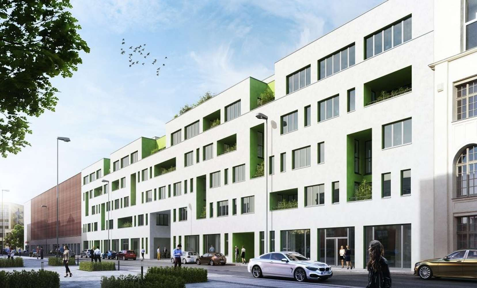 Büros Leipzig, 04229 - Büro - Leipzig, Plagwitz - B1701 - 10083875