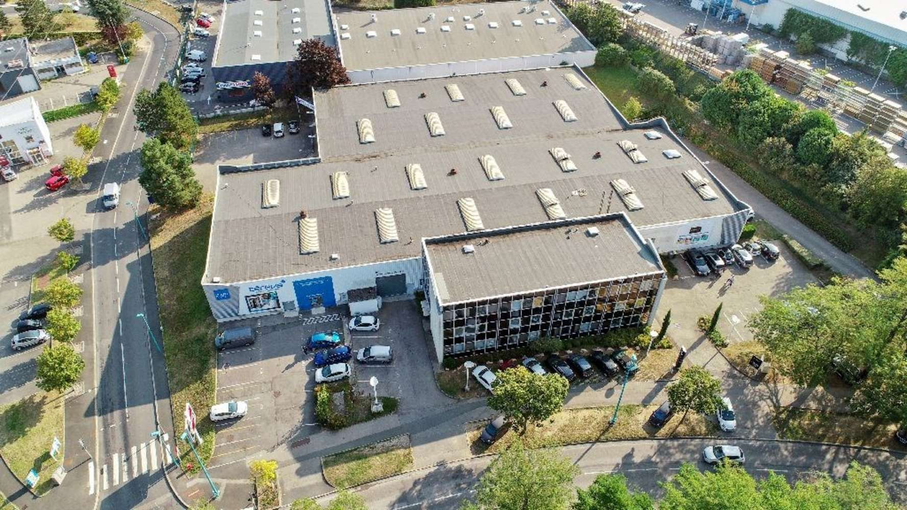 Activités/entrepôt Dardilly, 69570 - Location entrepot Dardilly - Négoce - 10086080