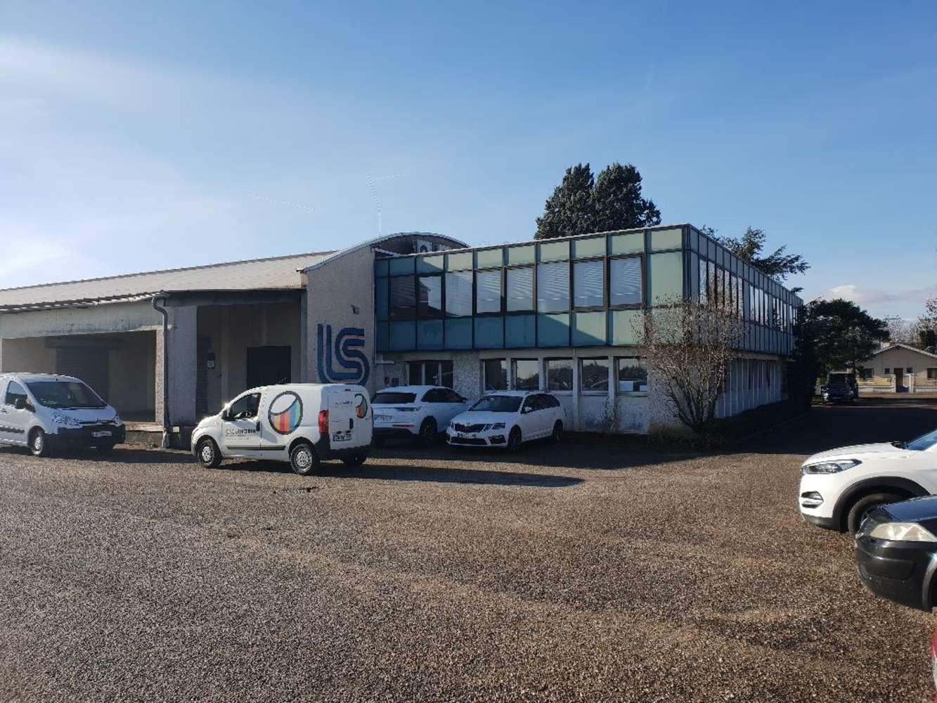 Activités/entrepôt Decines charpieu, 69150 - Location locaux d'activité Lyon Est - 10087607