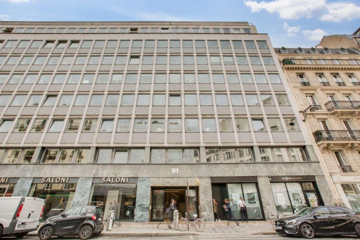 Bureaux Paris, 75008 - 89-91 RUE DU FAUBOURG SAINT HONORE - 10130048