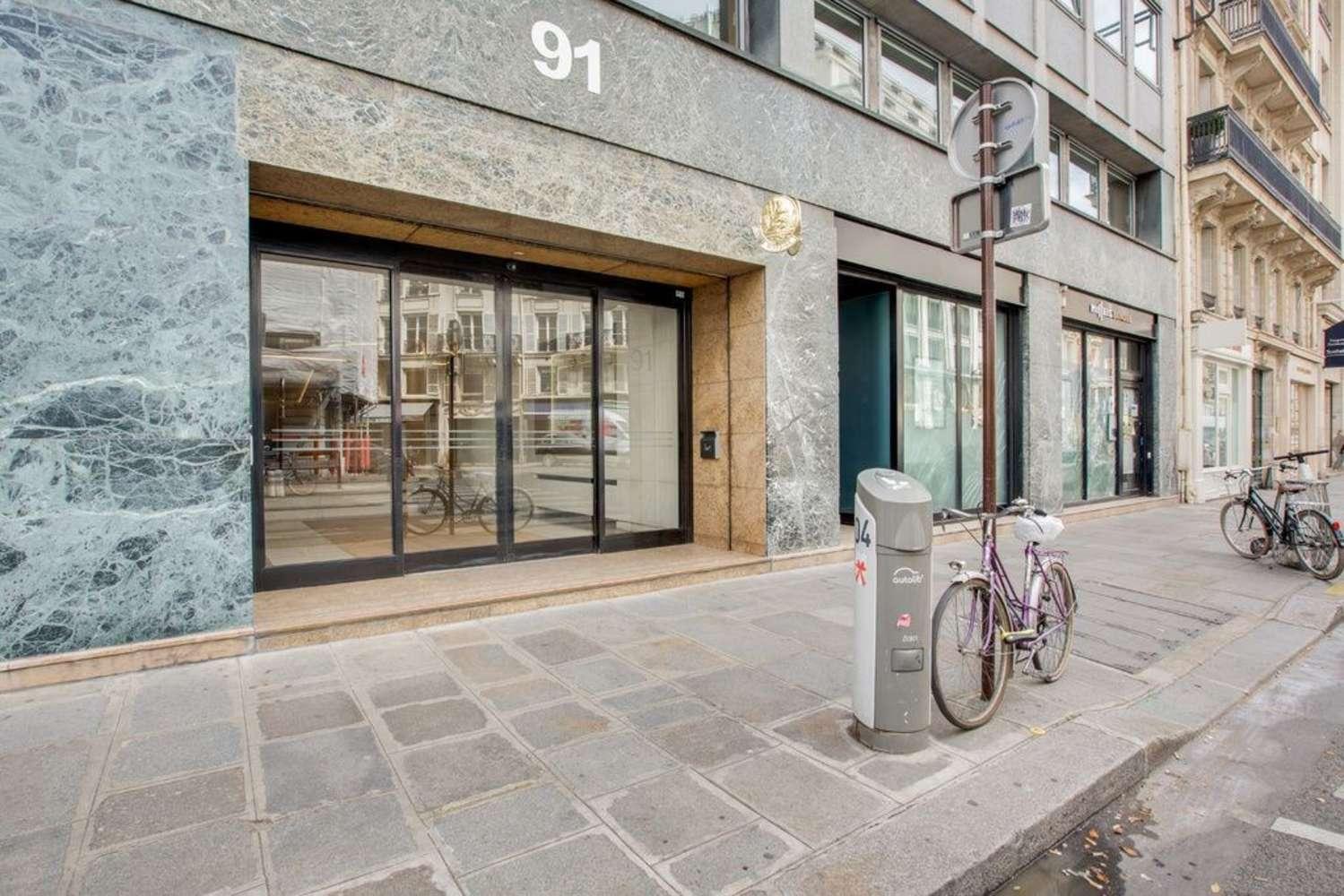 Bureaux Paris, 75008 - 89-91 RUE DU FAUBOURG SAINT HONORE - 10130051
