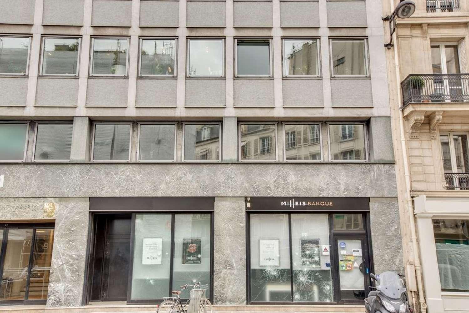 Bureaux Paris, 75008 - 89-91 RUE DU FAUBOURG SAINT HONORE - 10130053
