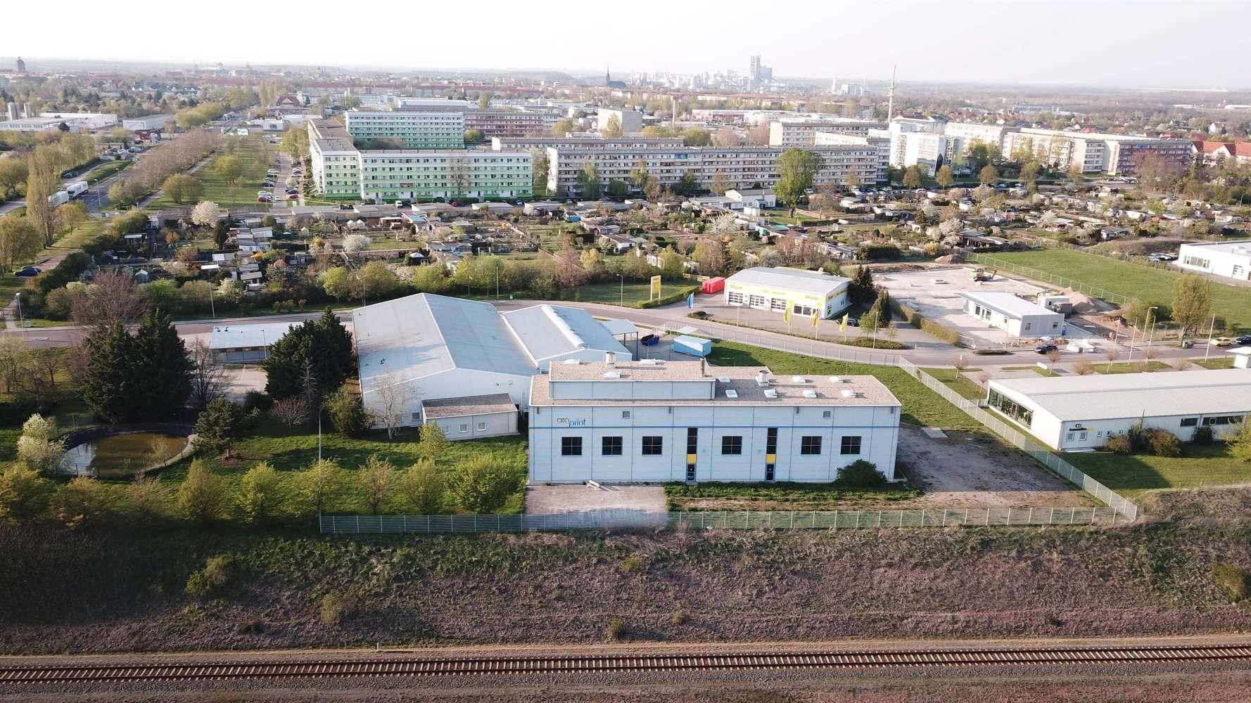 Hallen Bernburg (saale), 06406 - Halle - Bernburg (Saale), Bernburg - B1579 - 10152391