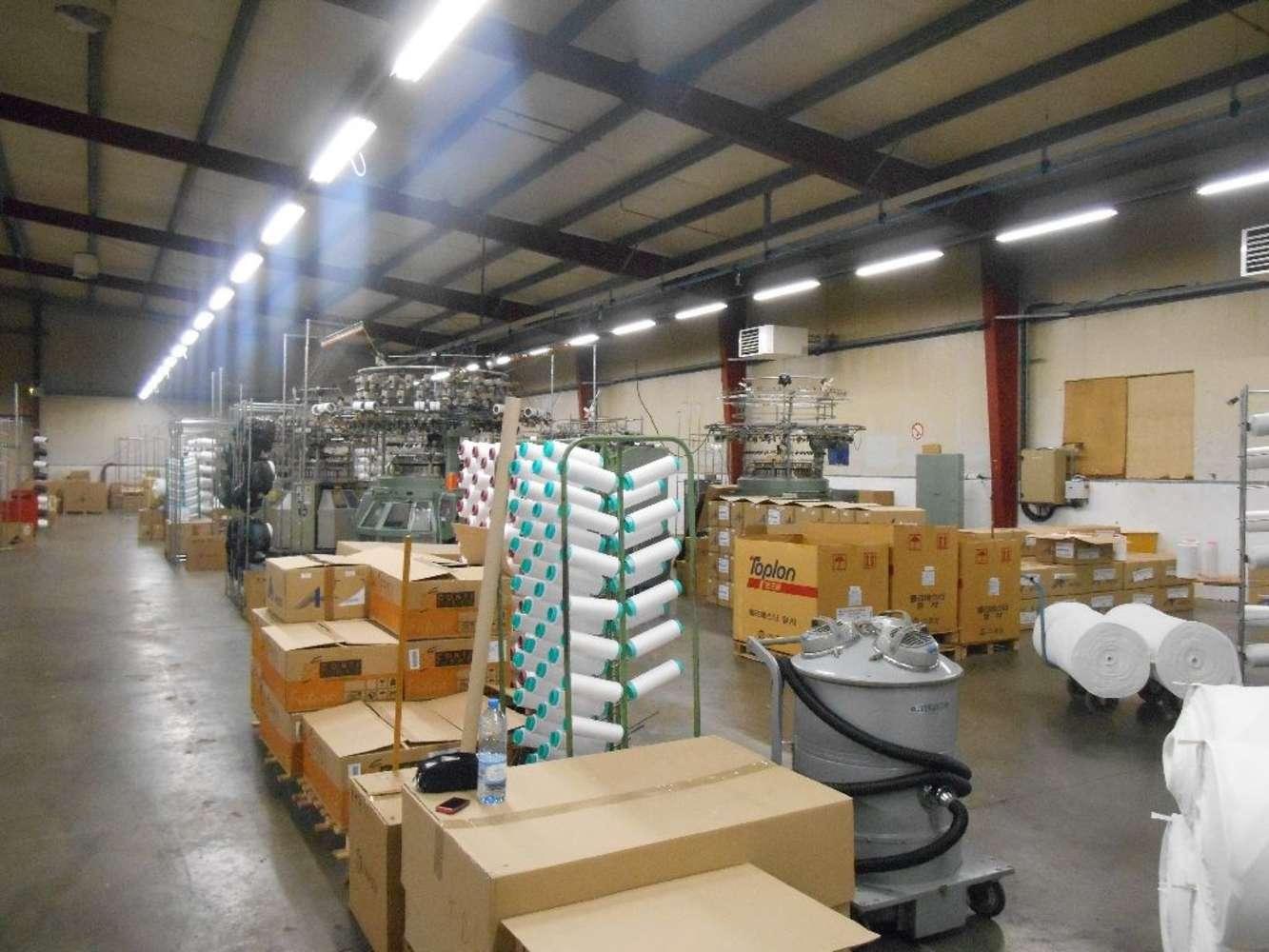 Activités/entrepôt Blyes, 01150 - Location entrepot Lyon Nord-Est (Ain) - 10157150
