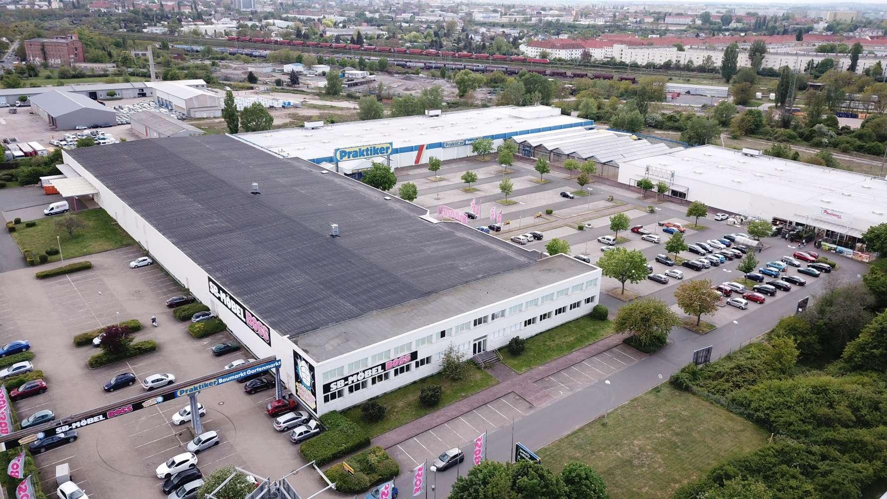 Hallen Magdeburg, 39126 - Halle - Magdeburg, Industriehafen - B1708 - 10164819
