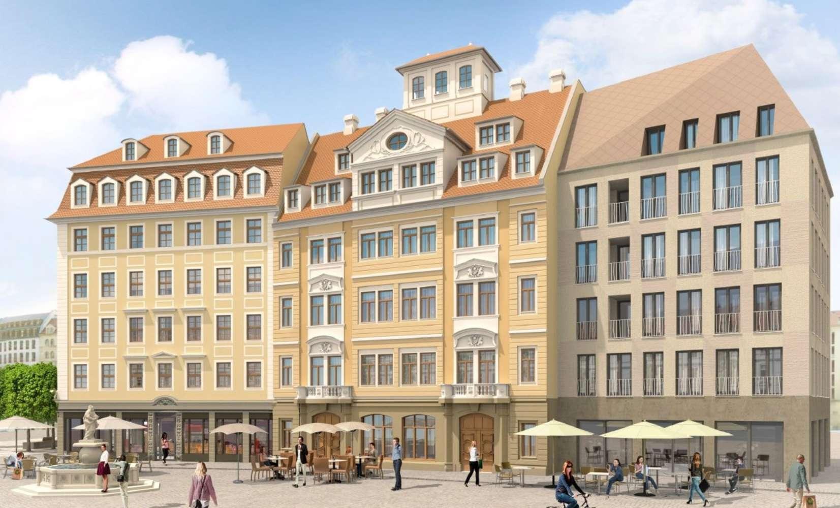 Büros Dresden, 01067 - Büro - Dresden, Innere Altstadt - B1703 - 10170240