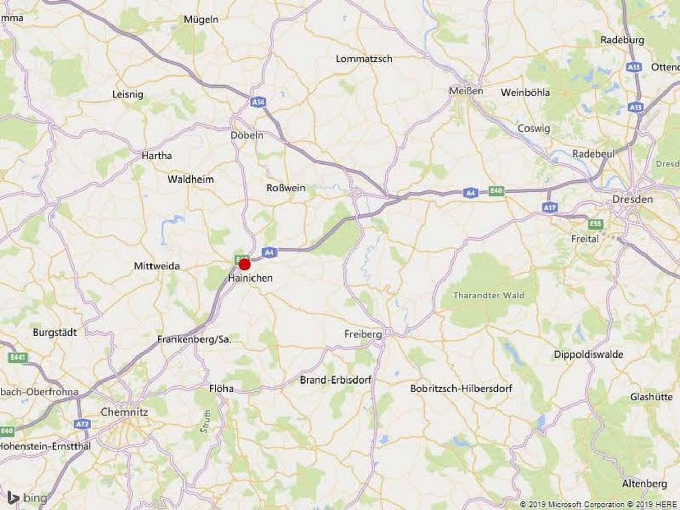 Hallen Hainichen, 09661 - Halle - Hainichen - B1709 - 10170263