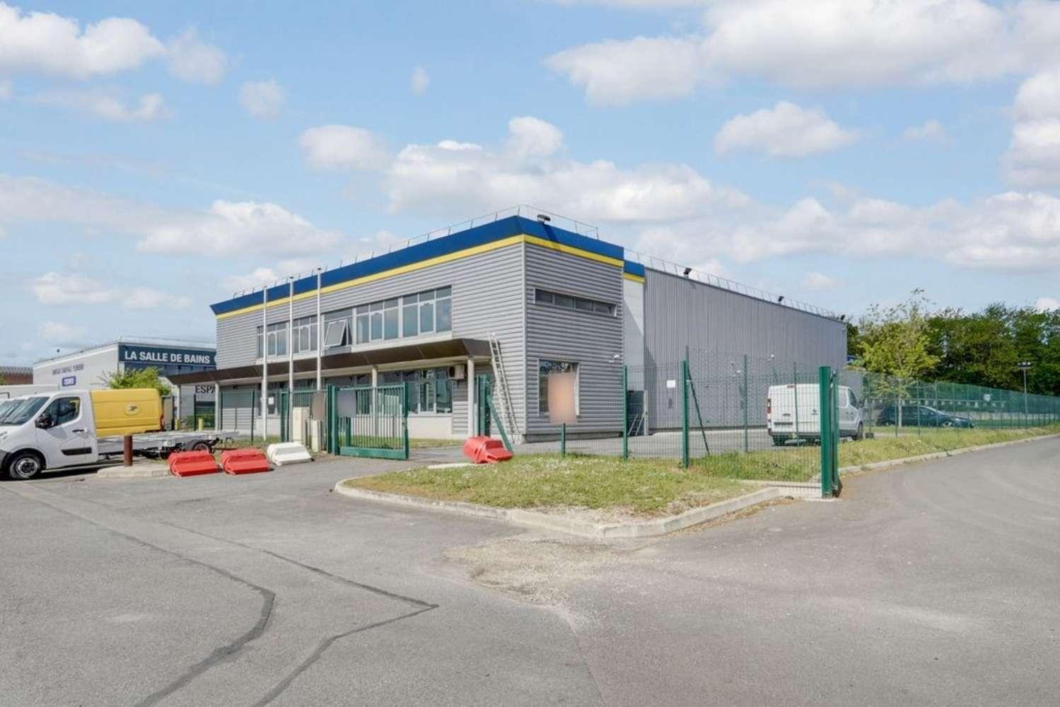 Activités/entrepôt Corbeil essonnes, 91100 - ZI DE L'APPORT PARIS - 10181769