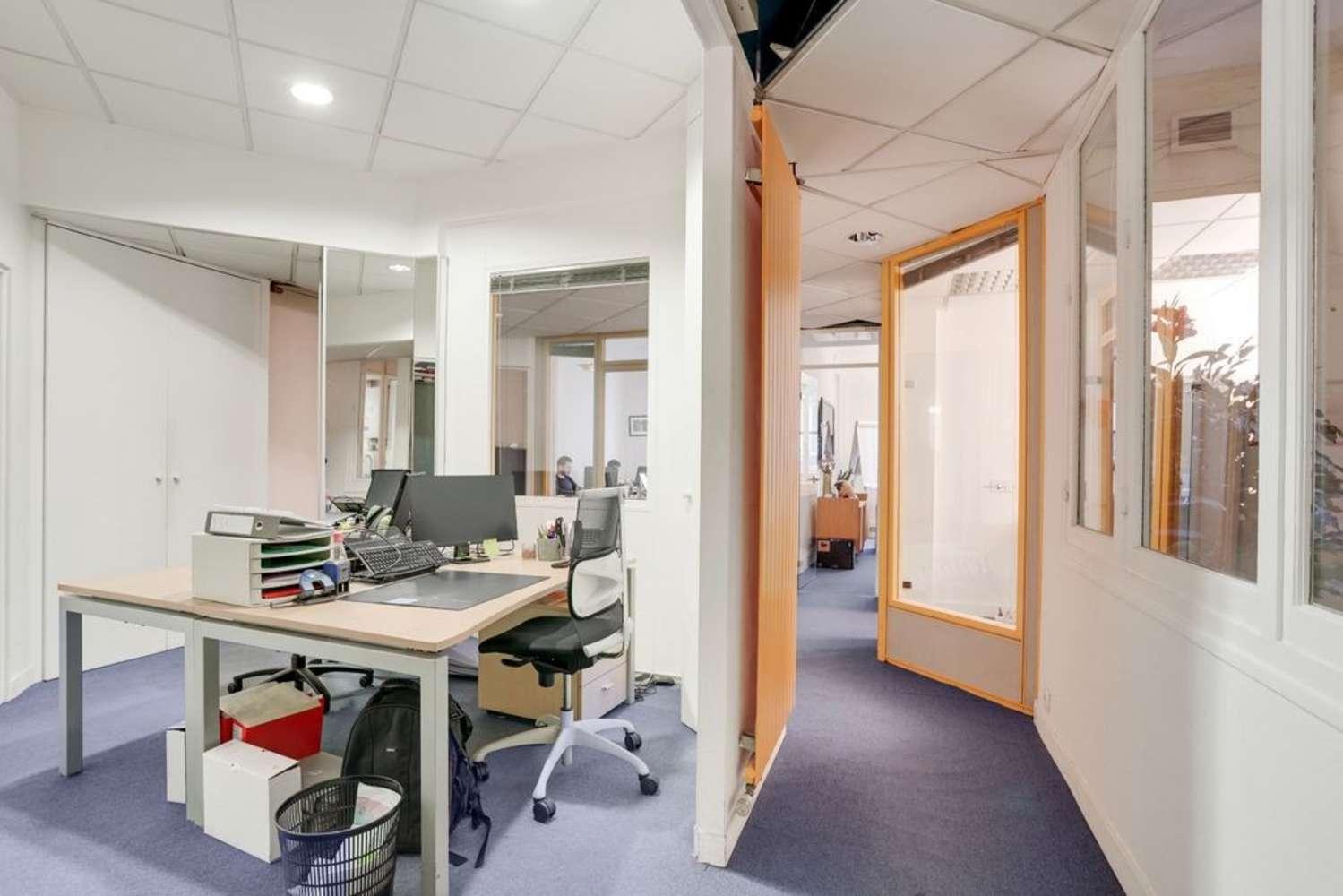 Bureaux Paris, 75116 - 48 AVENUE DU PRESIDENT WILSON - 10191276