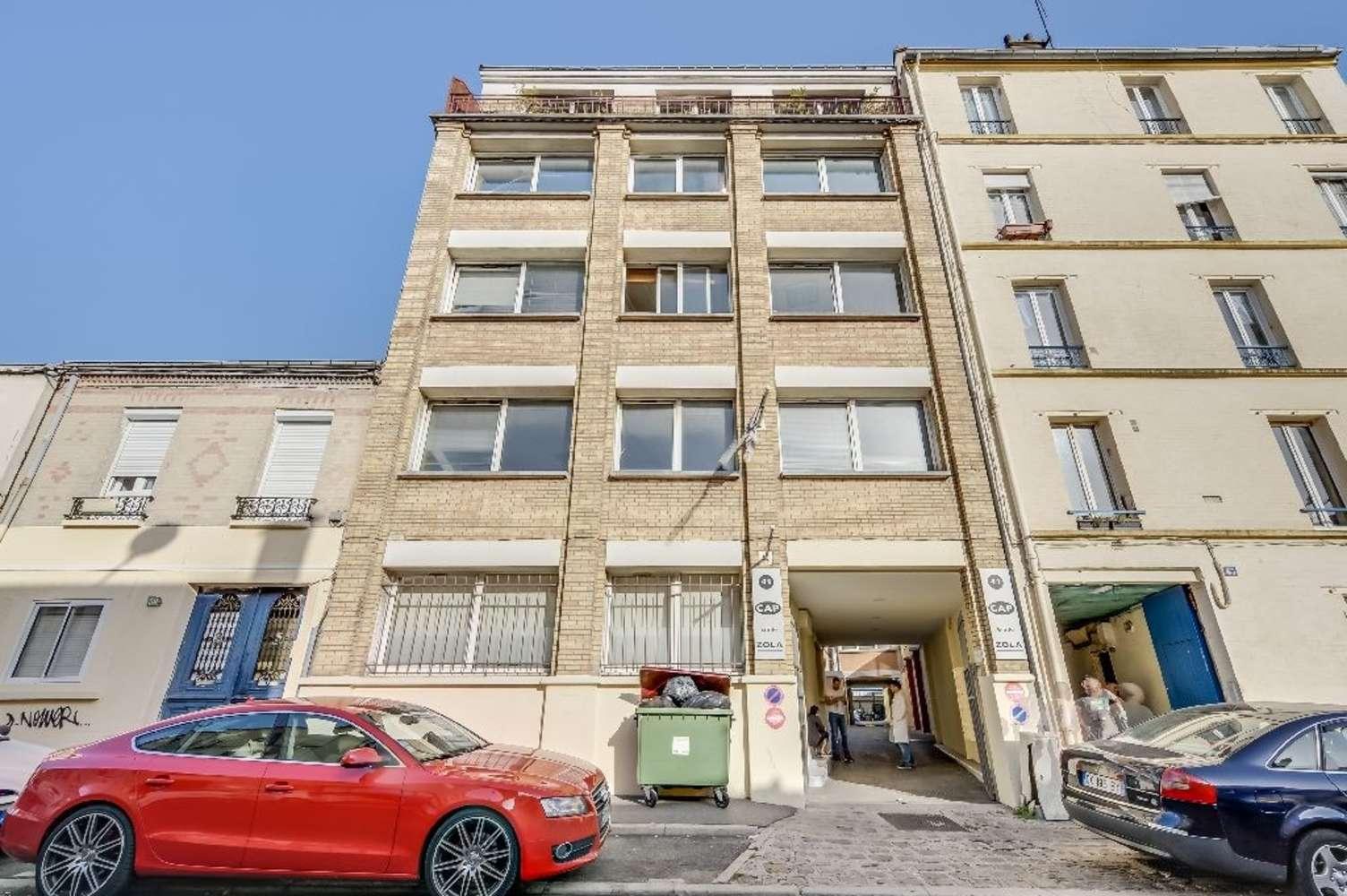 Bureaux Montreuil, 93100 - CAP ZOLA - 10196739