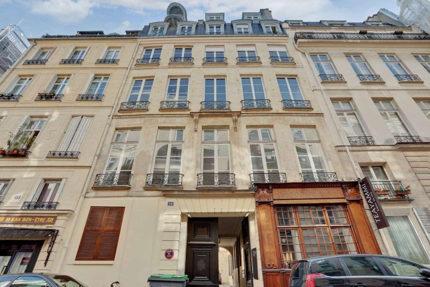 Bureaux Paris, 75001 - 10 RUE DES MOULINS - 10196735