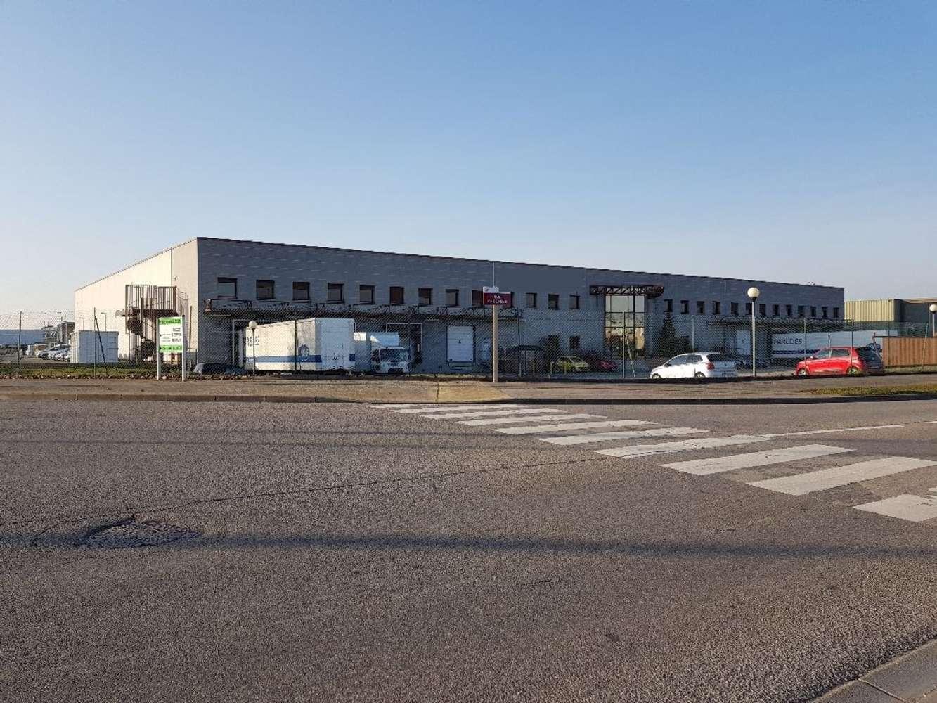 Activités/entrepôt Genas, 69740 - Location entrepot Genas - Lyon (69) - 10239892
