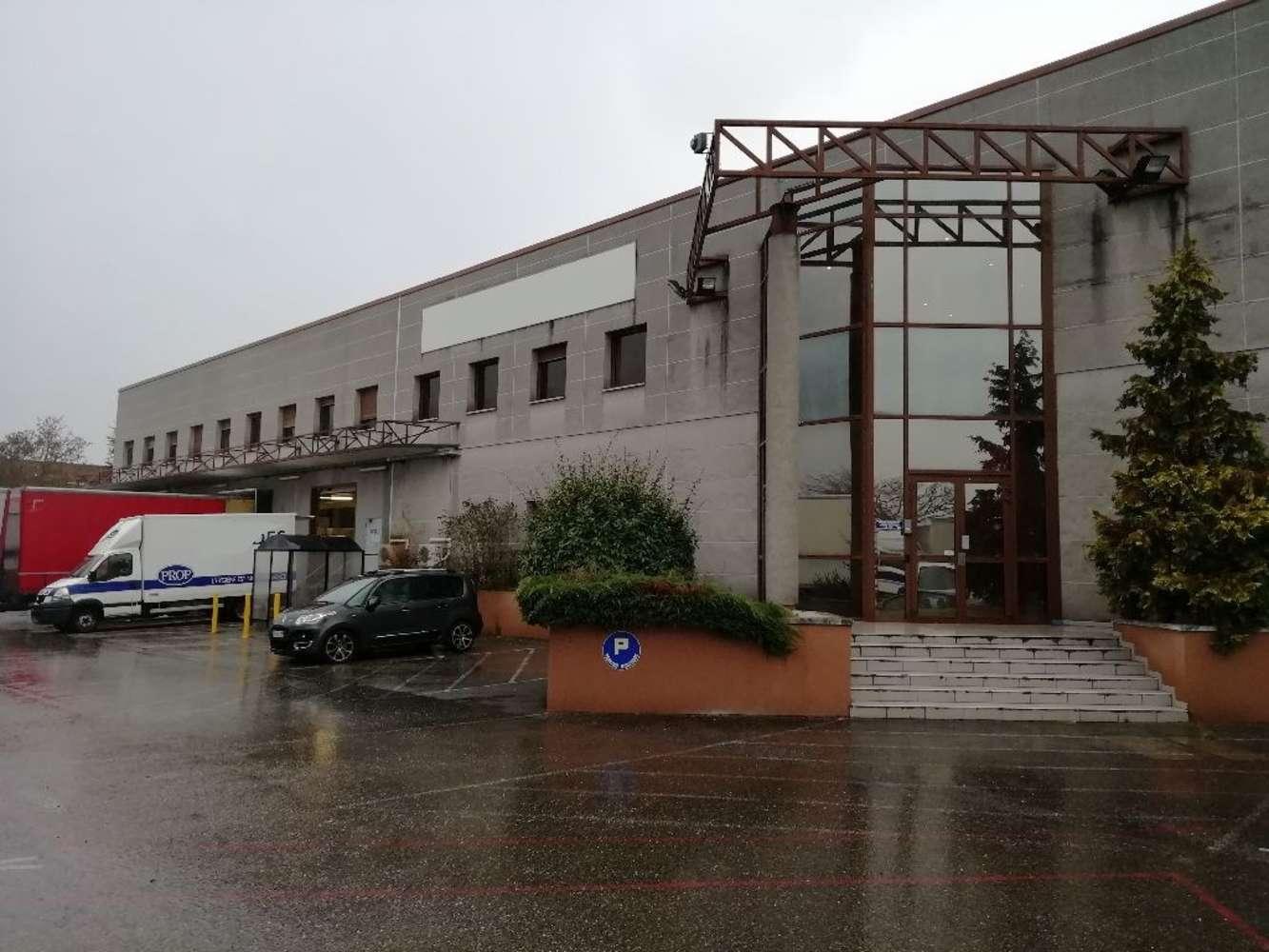 Activités/entrepôt Genas, 69740 - Location entrepot Genas - Lyon (69) - 10239897