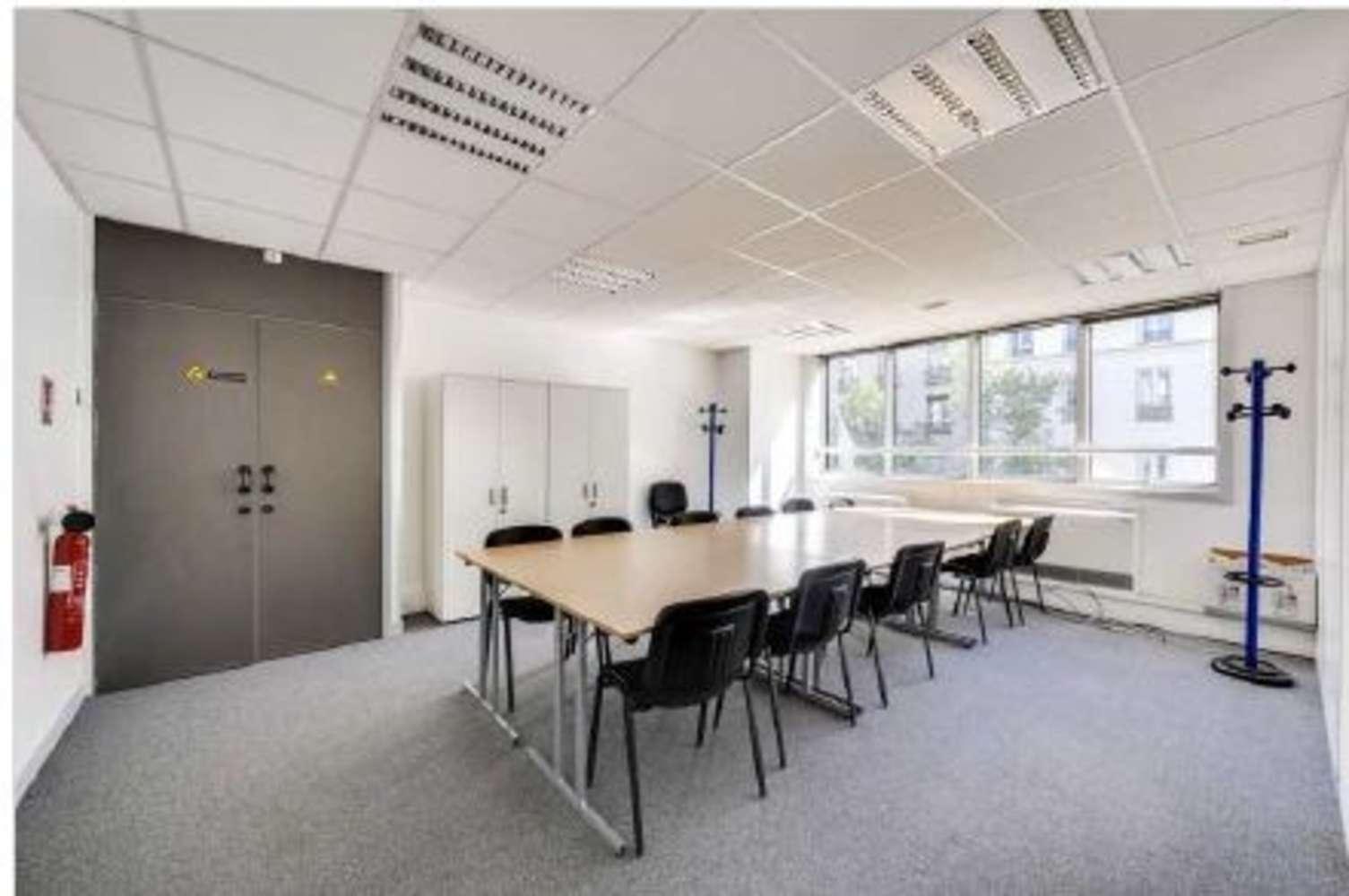 Bureaux Paris, 75017 - 43-45 AVENUE DE CLICHY - 10239953