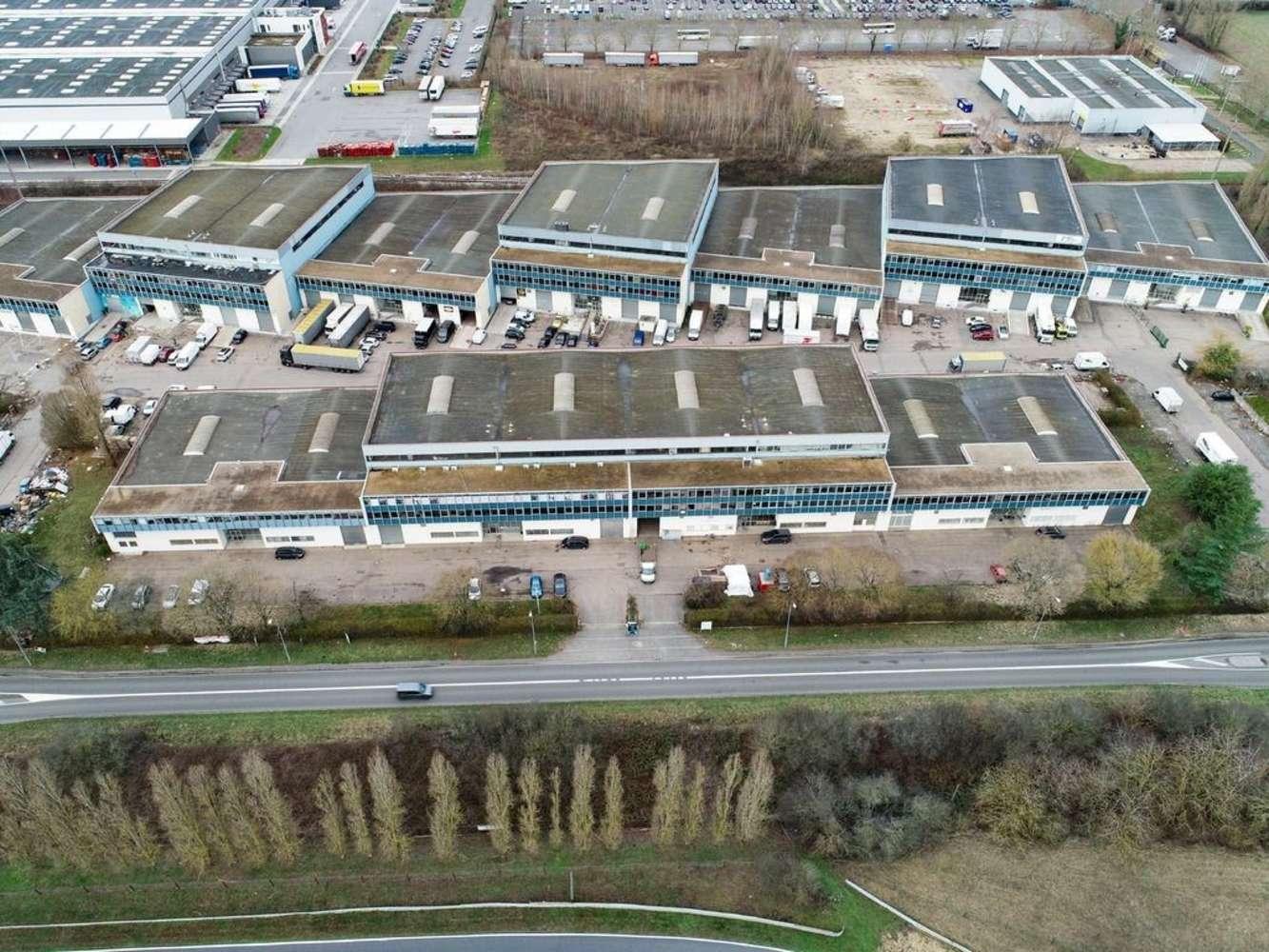 Activités/entrepôt Trappes, 78190 - TRAPPES LUMIERE - BATIMENT G - 10256338
