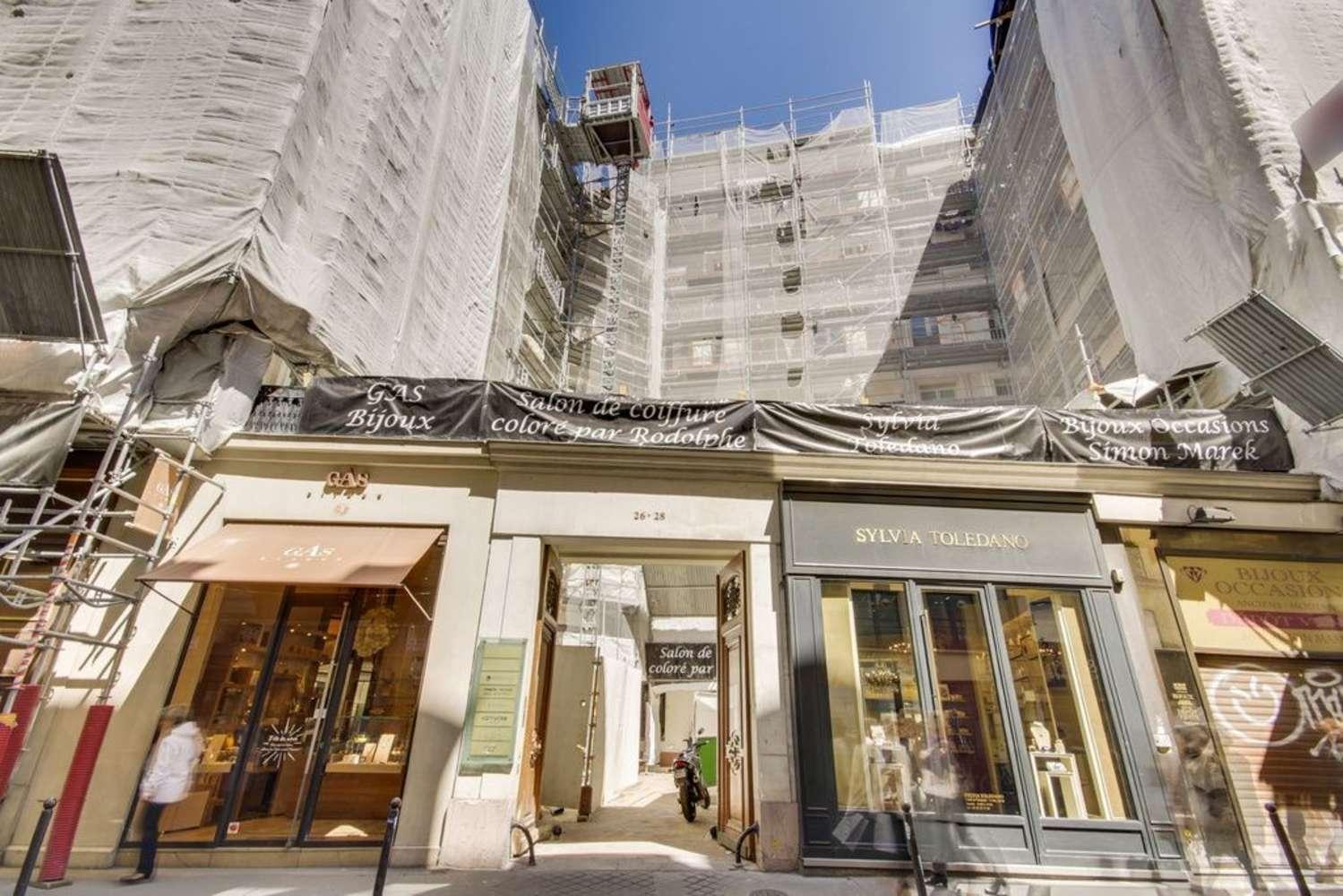 Bureaux Paris, 75002 - 26-28 RUE DANIELLE CASANOVA - 10256380