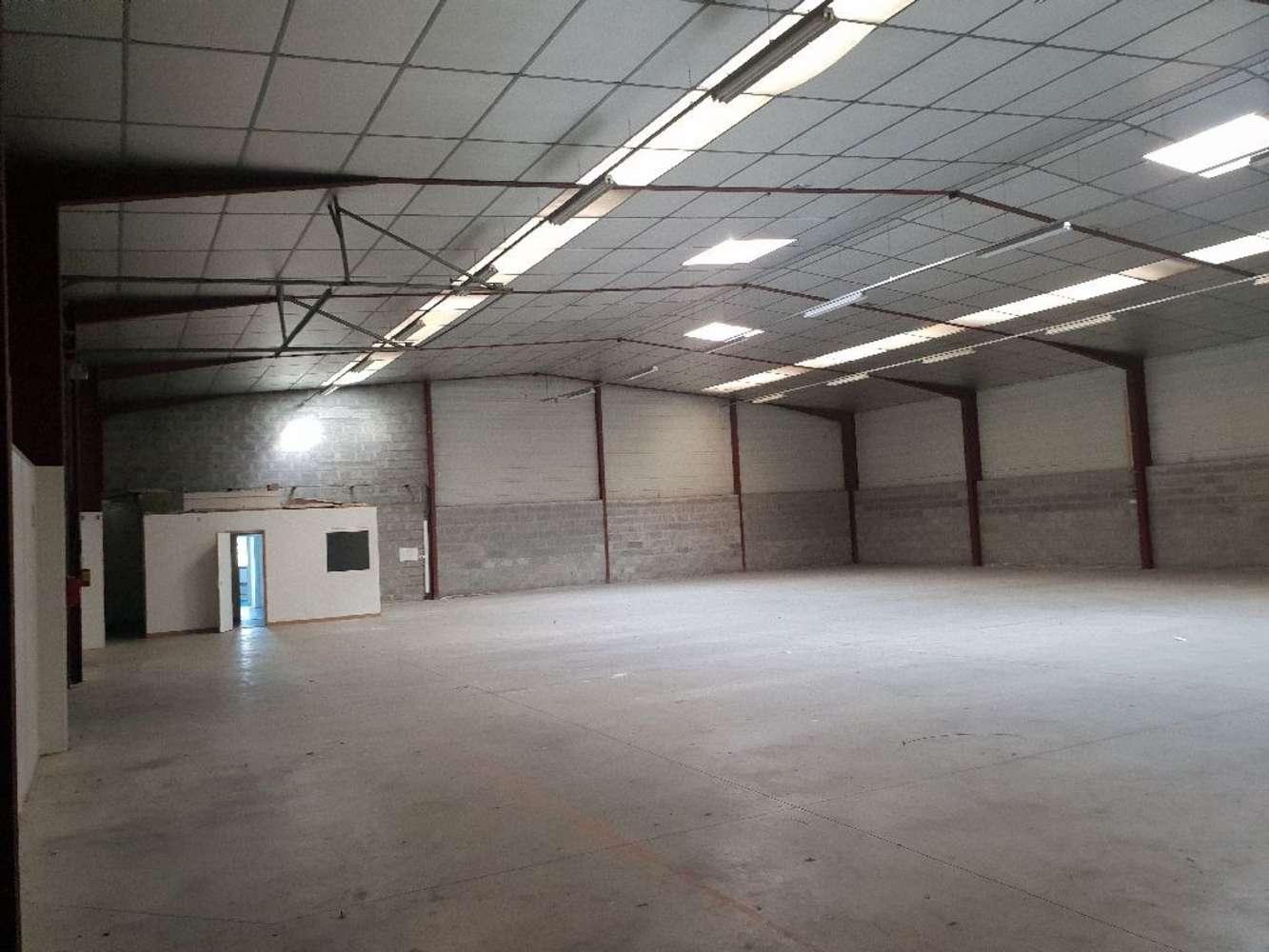 Activités/entrepôt Chassieu, 69680 - Chassieu Park - Location entrepot Lyon - 10261834