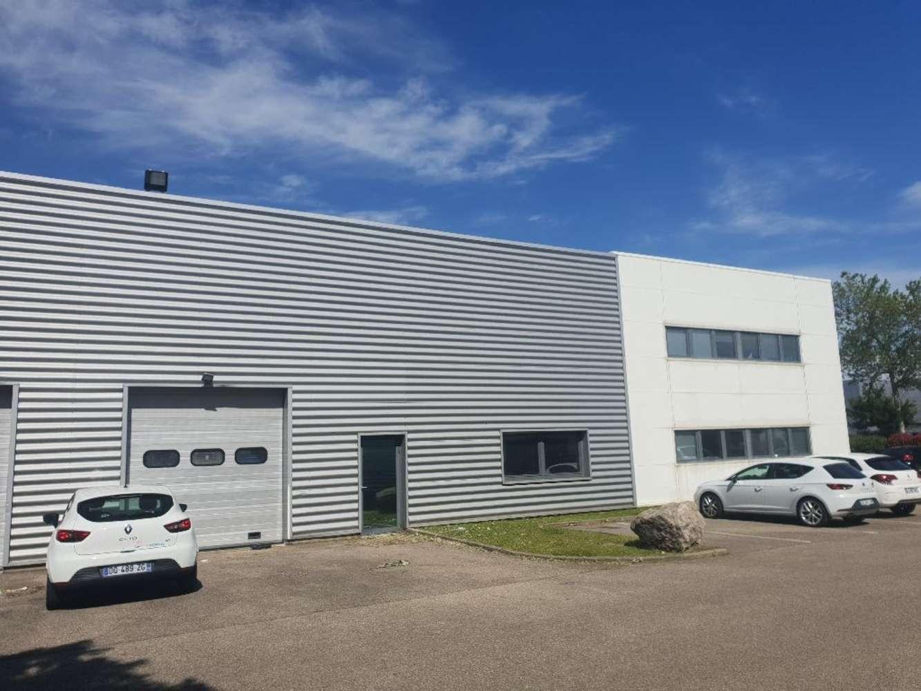 Activités/entrepôt Decines charpieu, 69150 - Location entrepot Décines Charpieu - 10261867