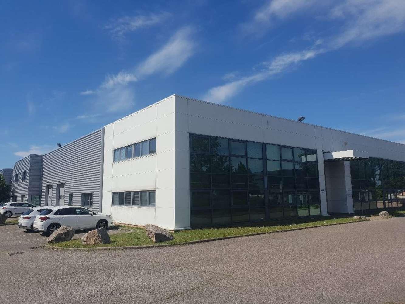 Activités/entrepôt Decines charpieu, 69150 - Location entrepot Décines Charpieu - 10261868