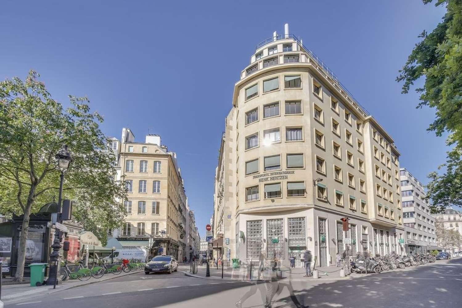Bureaux Paris, 75001 - 29 RUE JEAN JACQUES ROUSSEAU - 10261904