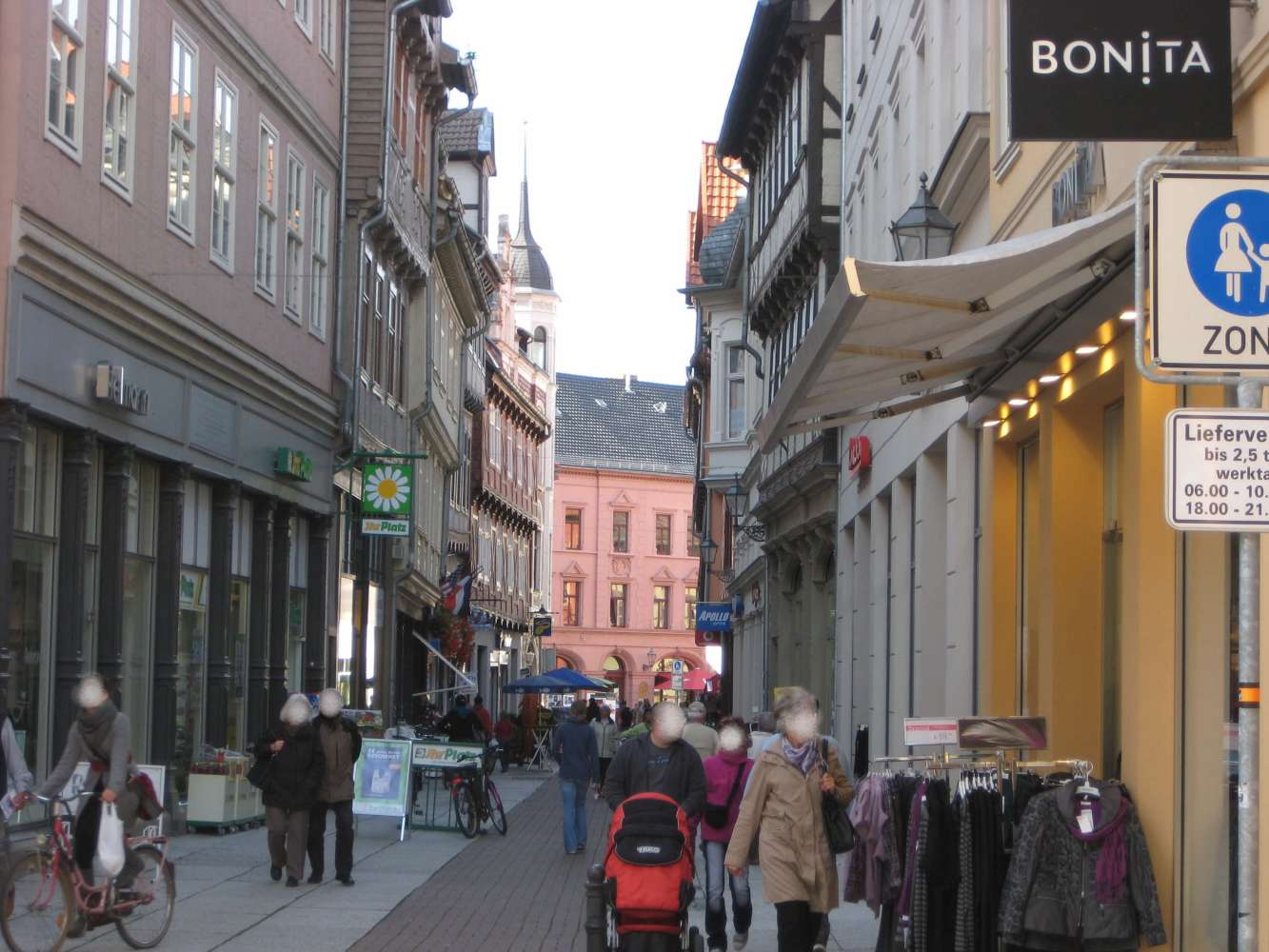 Ladenflächen Quedlinburg, 06484 - Ladenfläche - Quedlinburg - E0949 - 10308455