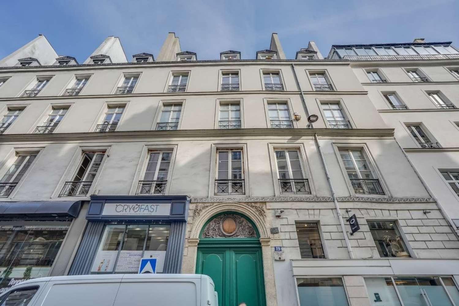 Bureaux Paris, 75002 - 19 RUE DE CLERY - 10309325