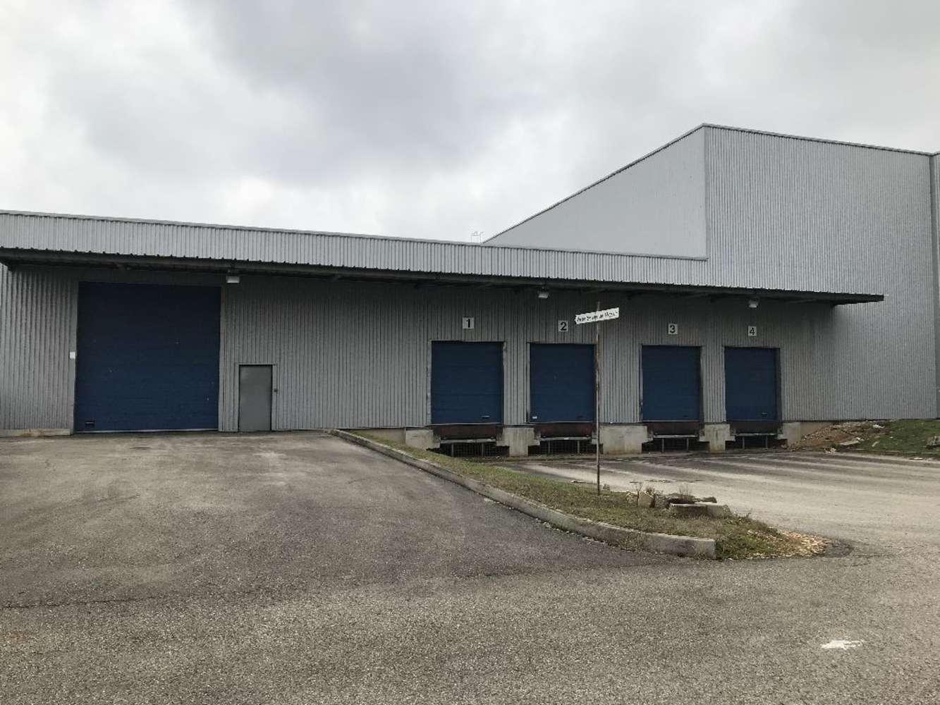 Activités/entrepôt Genas, 69740 - Location entrepot Genas / Lyon Est - 10319660
