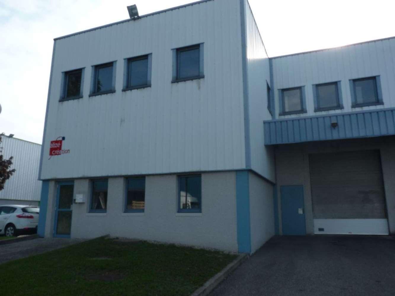 Activités/entrepôt Genas, 69740 - Location entrepot Genas - Lyon Est (69) - 10322578