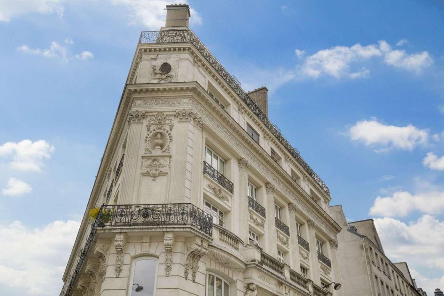Bureaux Paris, 75002 - 142-144 RUE MONTMARTRE - 10322607