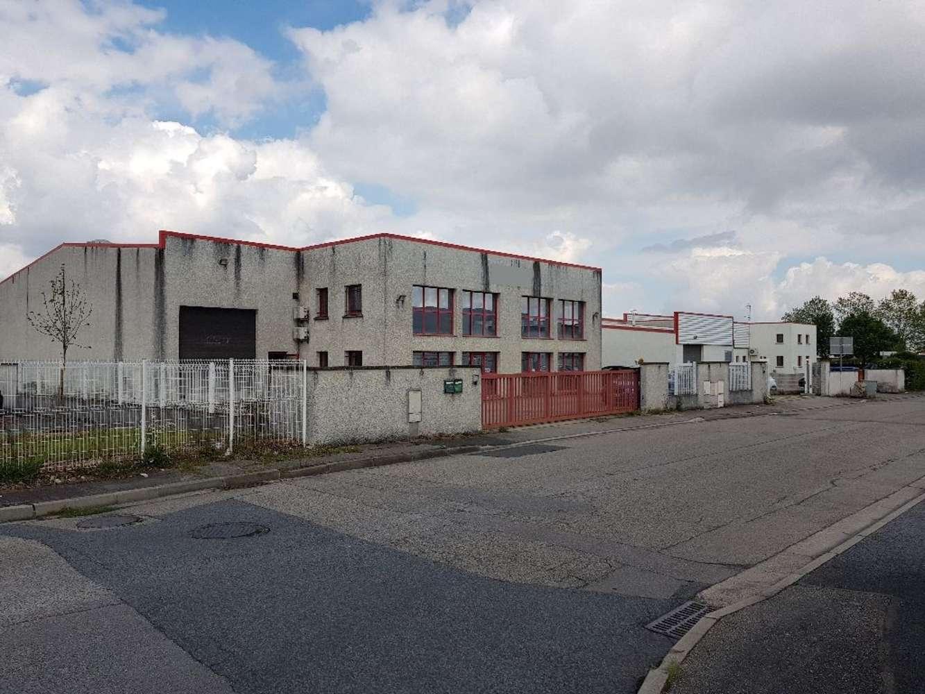 Activités/entrepôt Meyzieu, 69330 - ENTREPOT A VENDRE LYON (MEYZIEU, 69) - 10324049