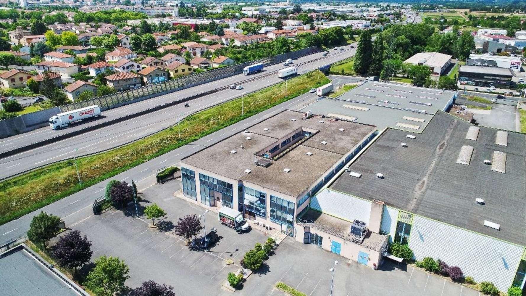Activités/entrepôt Villefranche sur saone, 69400 - Entrepôt à vendre Lyon Nord Villefranche - 10325552