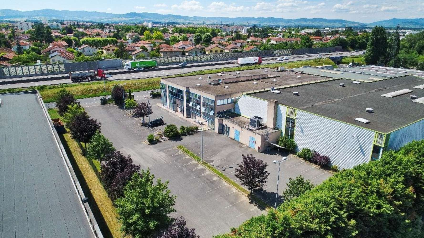 Activités/entrepôt Villefranche sur saone, 69400 - Entrepôt à vendre Lyon Nord Villefranche - 10325554