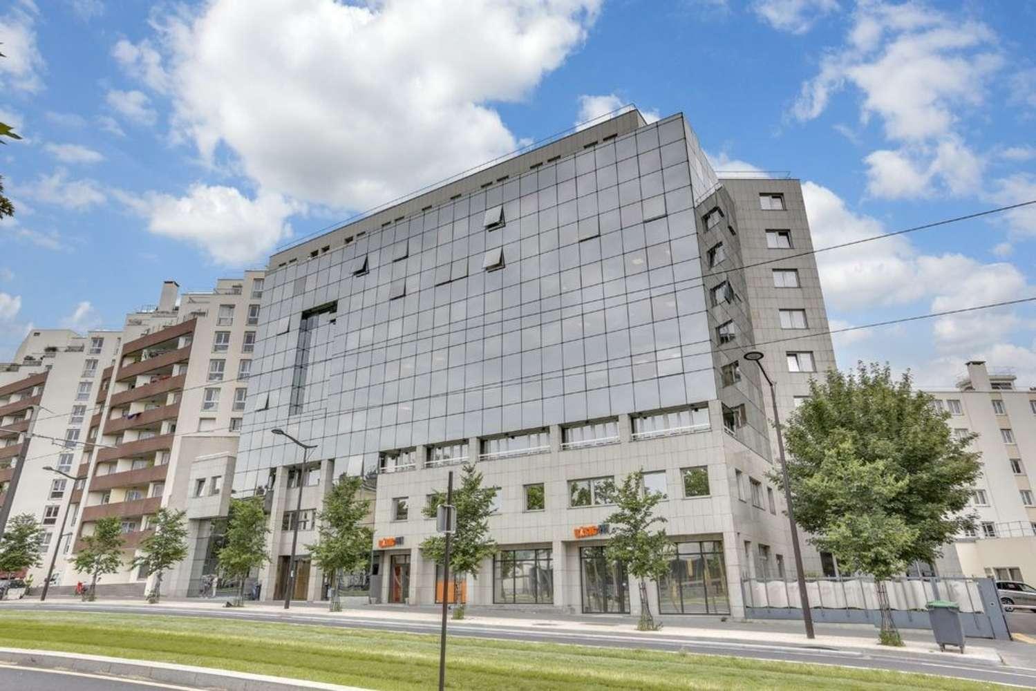 Bureaux Paris, 75017 - BESSIERES III - 10341986