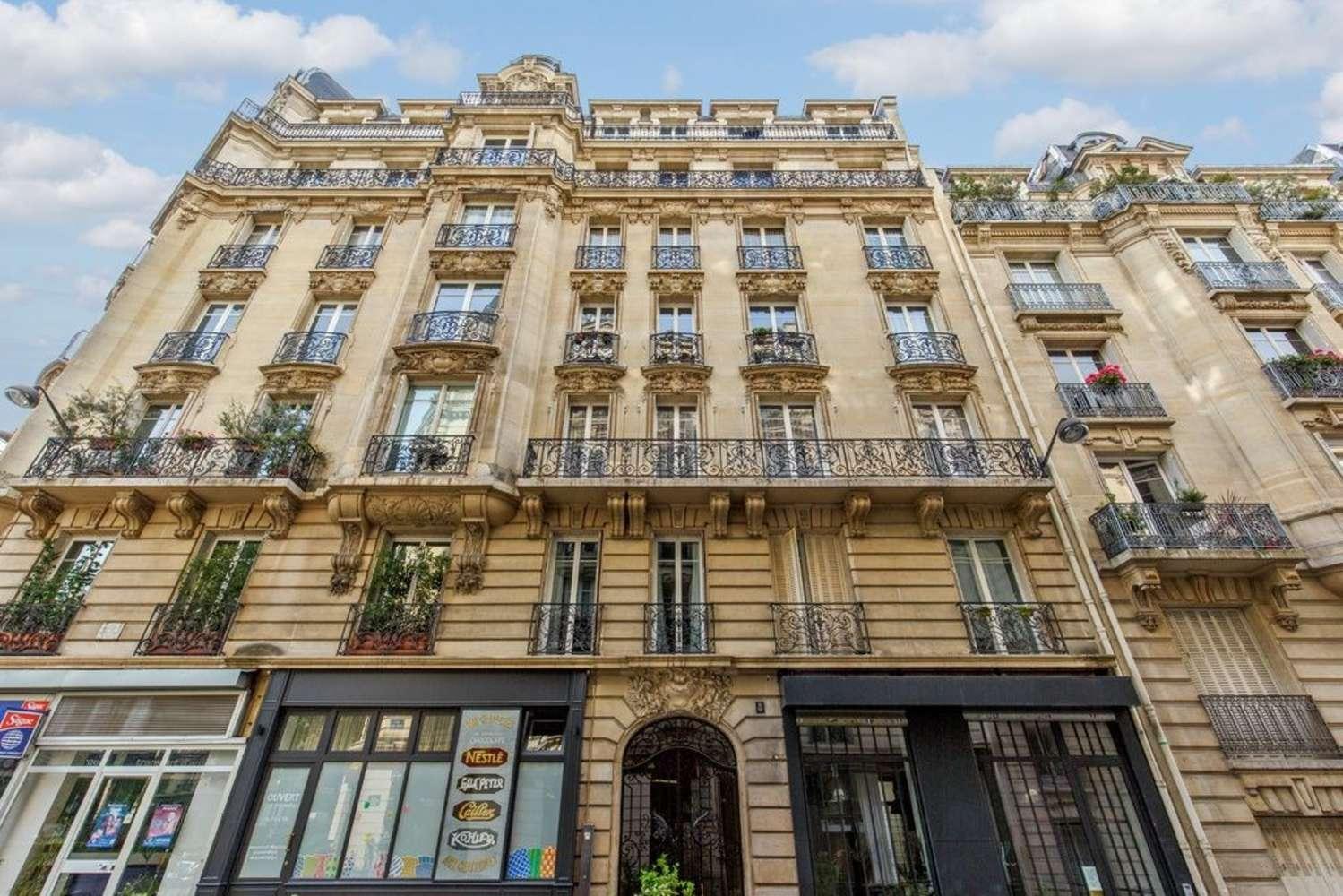 Bureaux Paris, 75009 - 8 RUE PIERRE HARET - 10342084