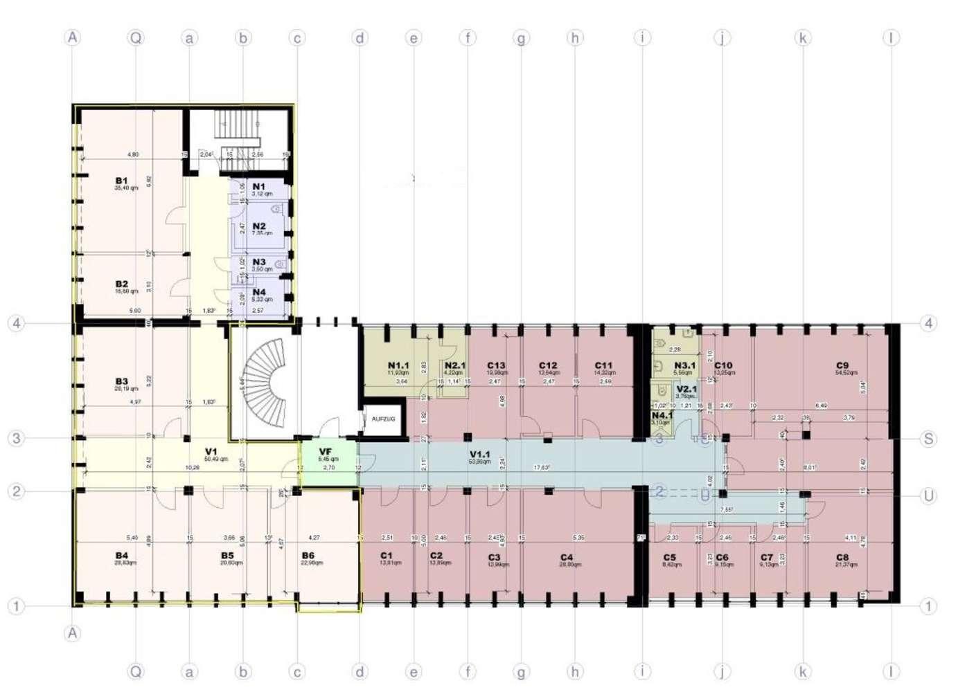 Büros Essen, 45128 - Büro - Essen, Südviertel - D2537 - 10342166