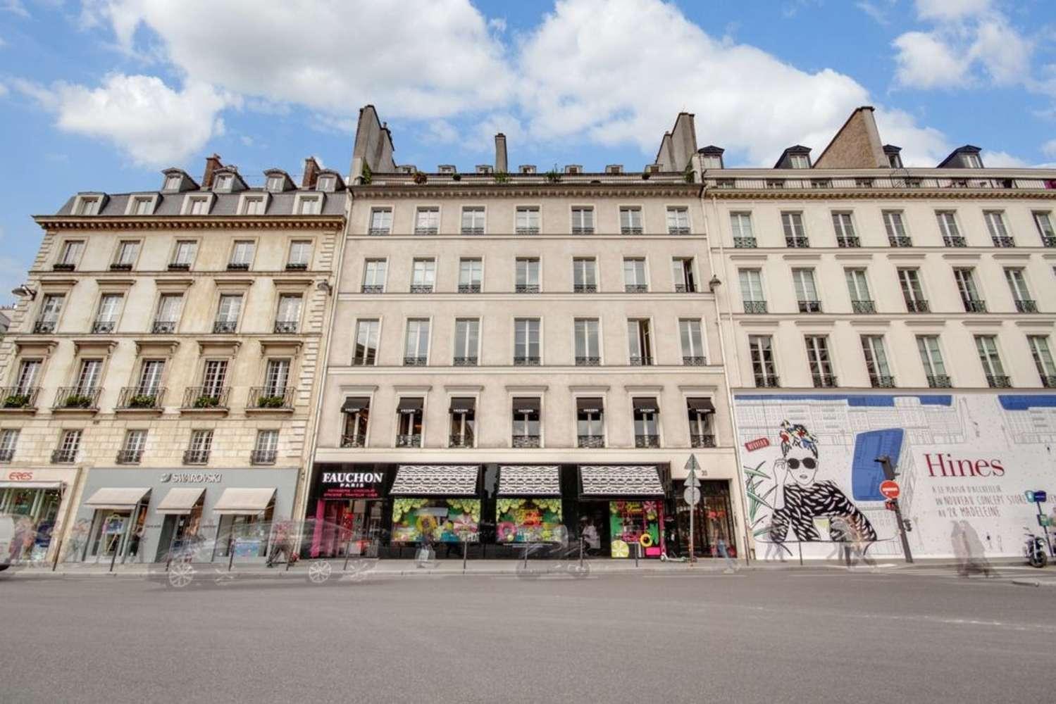 Bureaux Paris, 75008 - 30 PLACE DE LA MADELEINE - 10345804