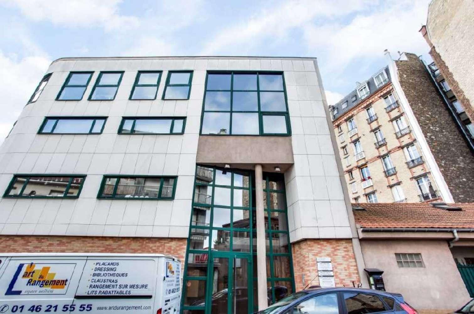 Bureaux Boulogne billancourt, 92100 - 55-57 RUE EMILE LANDRIN - 10351649