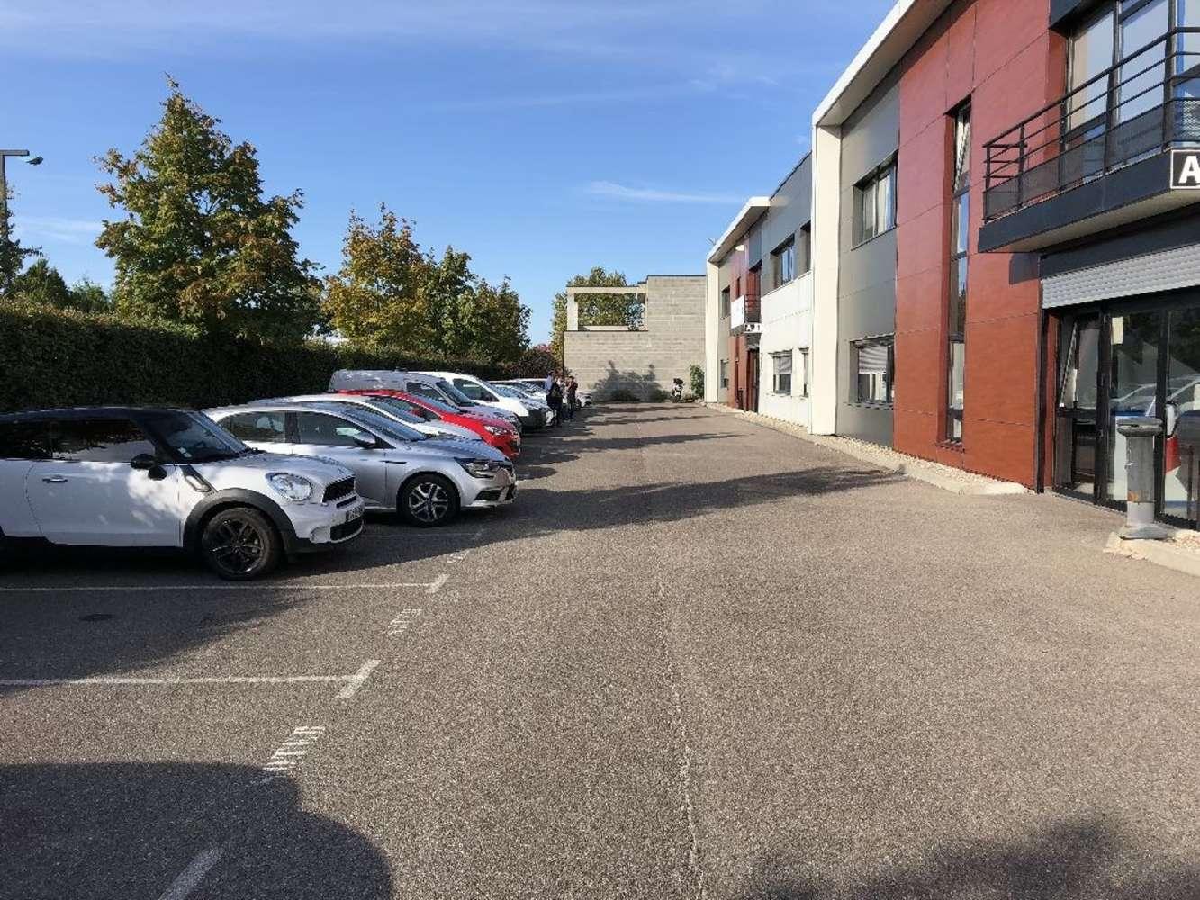 Activités/entrepôt Decines charpieu, 69150 - Location entrepot Lyon Est : Décines - 10366787