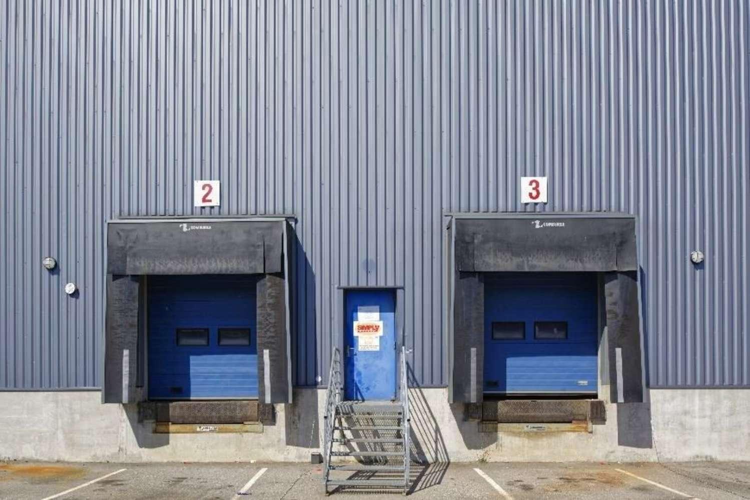 Plateformes logistiques St germain les arpajon, 91180 -  RUE HELENE BOUCHER - 10366844