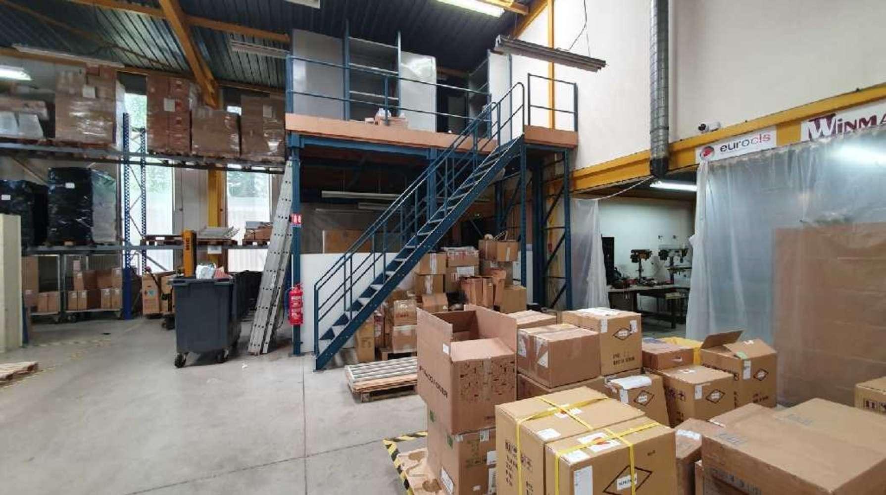 Activités/entrepôt Courcouronnes, 91080 - 16 RUE JEAN MERMOZ - 10376056